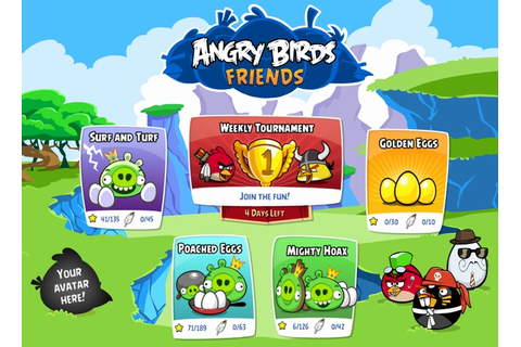 Angry Birds Friends (Apk | Zippyshare) - Download Free ...