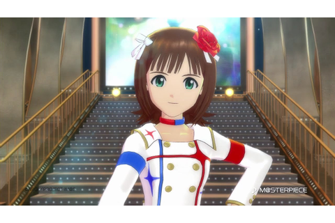 "PlayStation 3 ""THE iDOLM@STER One for All"" 2nd promotional ..."