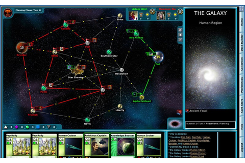 Star Chamber: The Harbinger Saga Games Star Chamber