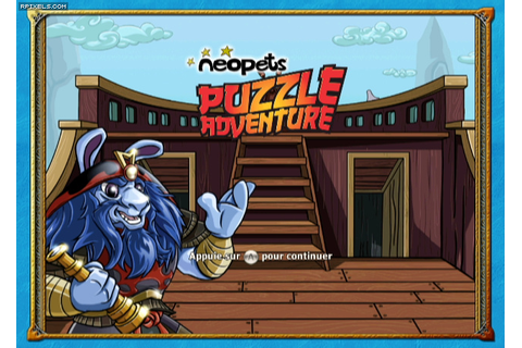 Neopets Puzzle Adventure Pc Free Download - conquestrock