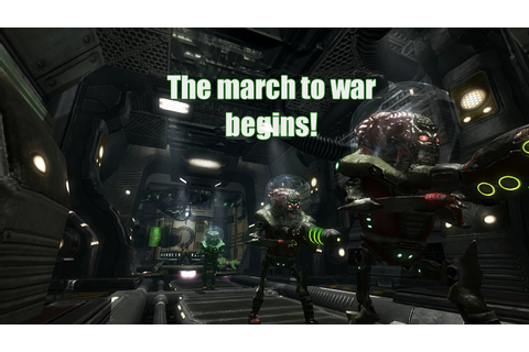 Alien Arena: Warriors of Mars - released on Steam! news ...