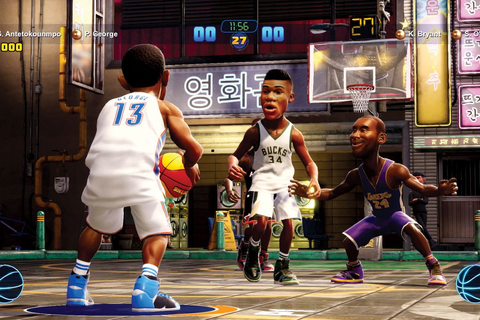 NBA 2K Playgrounds 2 developer explains what 2K Sports ...