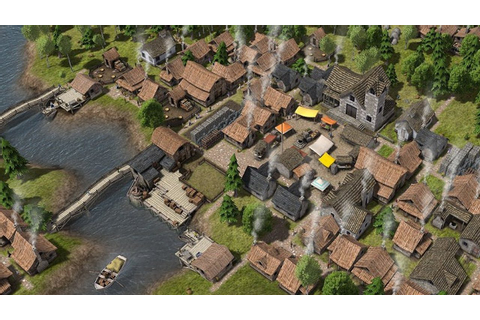 Banished - Test / Review (Gameplay) zum Aufbauspiel - YouTube