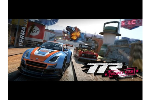Table Top Racing: World Tour || Arcade Mini-Car Racing ...
