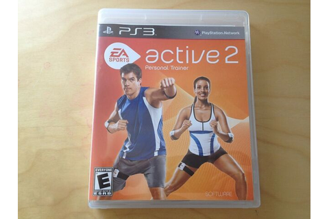 EA Sports Active 2 (Sony Playstation 3, 2010) GAME ONLY | eBay