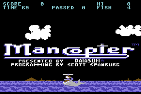 Download Mancopter (Commodore 64) - My Abandonware