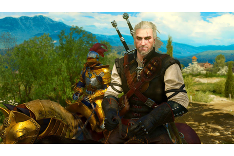 The Witcher 3: Wild Hunt - Blood and Wine - Teaser - YouTube