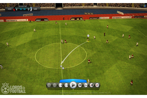 Lords of Football Free Download PC Game Full Version ...
