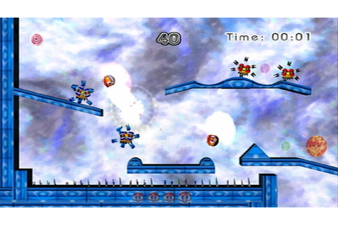 Niki - Rock 'n' Ball (WiiWare) Screenshots