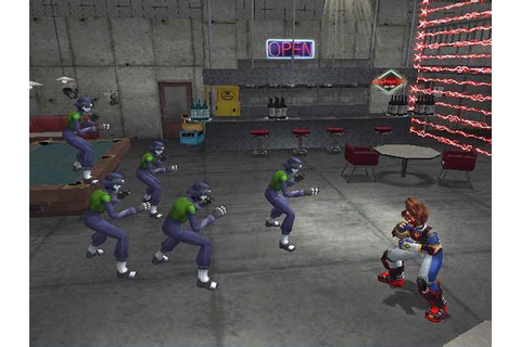 Virtua Quest Game Cube Screenshots, capture d'écrans ...
