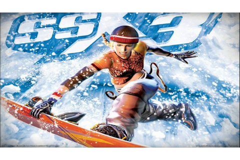 SSX 3 Play it loud - MXPX (Big challenge Remix) - YouTube