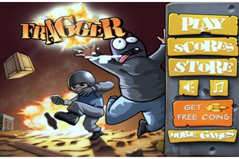 Fragger iPhone game - free. Download ipa for iPad,iPhone,iPod.