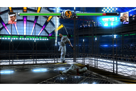 Virtua Fighter 5 Game | PS3 - PlayStation
