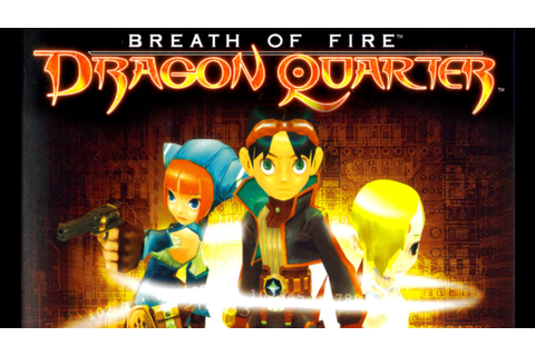 Breath of Fire: Dragon Quarter ... (PS2) - YouTube