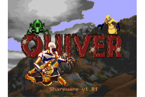 Download Quiver | DOS Games Archive