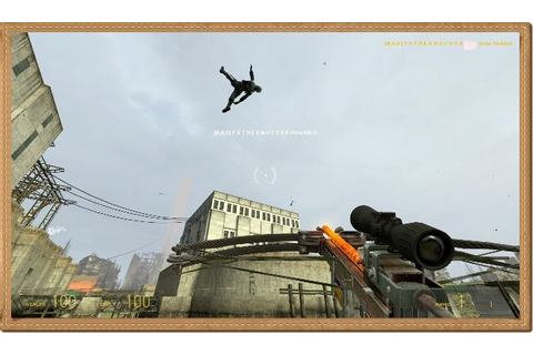 Half Life 2 Deathmatch Free Download Full Version PC