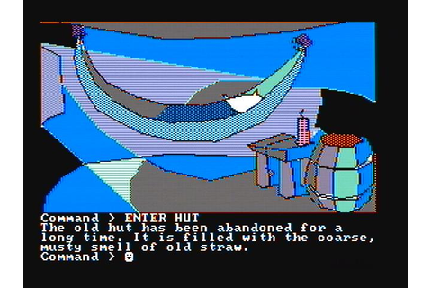 Mindshadow Download (1984 Adventure Game)