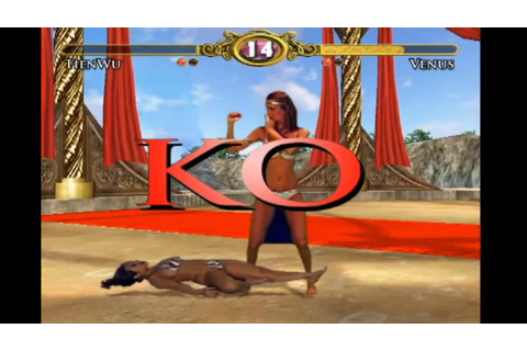 Bikini Karate Babes 2: Warriors Of Elysia demo review ...