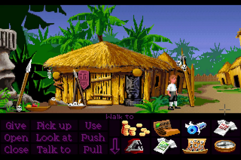 The Secret Of Monkey Island Download Game | GameFabrique