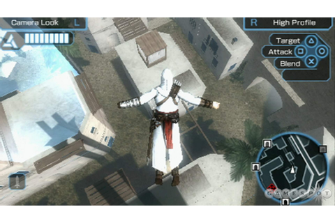 Assassin's Creed Bloodlines PPSSPP ISO Download