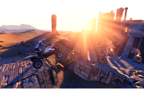 Trials Fusion - Riders of the Rustlands (PC) - ZaqGames ...
