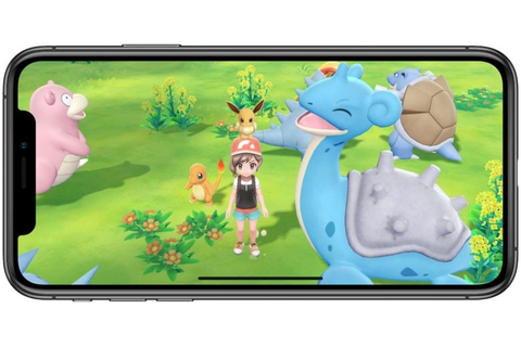 There's a brand new Pokémon game for Android and iOS