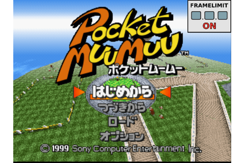 Pocket MuuMuu (Japan) PSX ISO - CDRomance