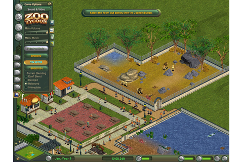 Free Download Game Zoo Tycoon 1 (Full Version Free ...