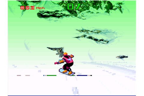 Tommy Moe's Winter Extreme: Skiing & Snowboarding Game ...