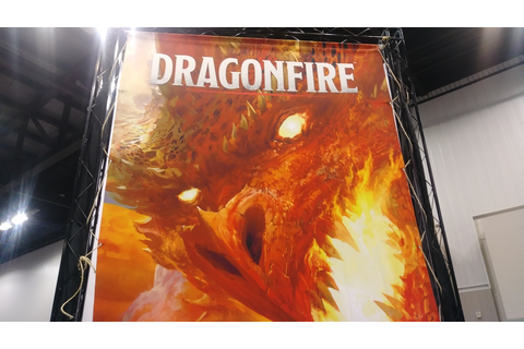 Gen Con 2017 Preview: Dragonfire by Catalyst Game Labs ...