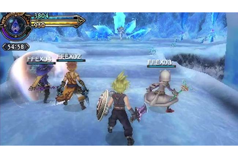 Final Fantasy Explorers ROM & 3DS (USA/UNDUB) CIA (Region ...