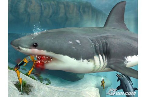 FREE DOWNLOAD GAME Jaws Unleashed (PC/RIP/ENG) GRATIS LINK ...