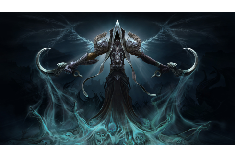 video games, Diablo 3: Reaper of Souls Wallpapers HD ...