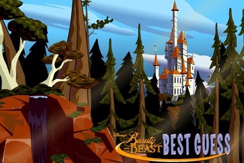 Beauty And The Beast Mastermind Game - Disney games ...