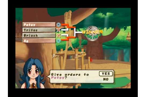 Monster Rancher 3 Big 5 Morx Win - YouTube