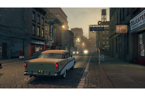 Does Mario Go To Mass?: REVIEW - Mafia II (PS3, Xbox 360, PC)
