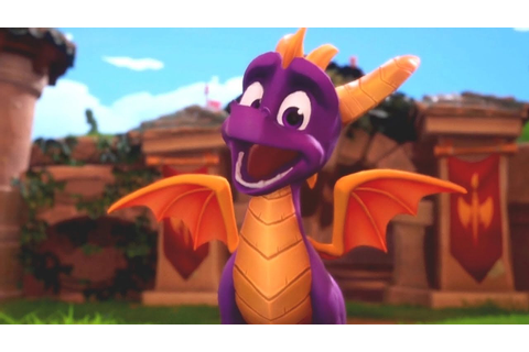 Spyro The Dragon - Full Game 120% Walkthrough (Reignited ...