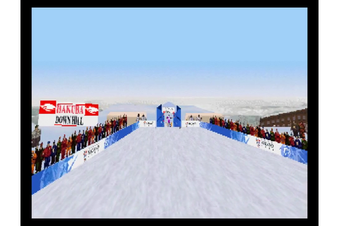 Nagano Winter Olympics '98 Download Game | GameFabrique