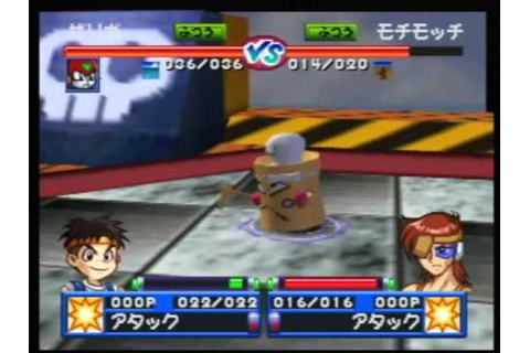 Robopon 64 Robot Ponkotto 64 - Nintendo 64 - YouTube
