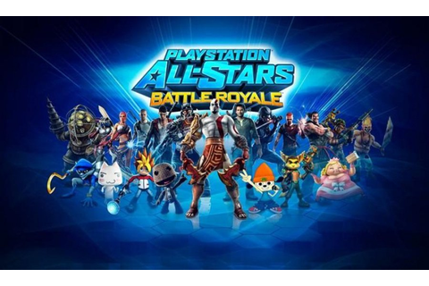 This Isn't Your First Look at a PlayStation All-Stars ...