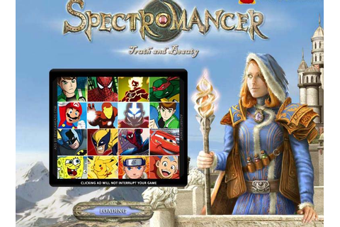 Free Play Spectromancer Truth And Beauty Game Online