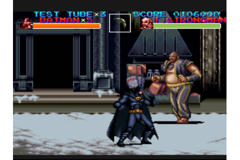 Batman Returns (USA) ROM