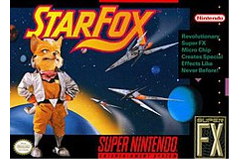 Star Fox (video game) - Wikipedia