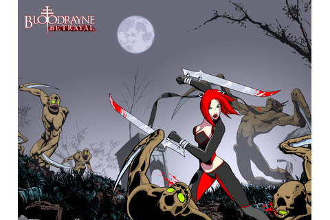 Hardcore Gaming 101 - Blog: Bloodrayne: Betrayal is a good ...