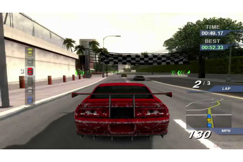 Ford Street Racing PC Gameplay 1080P - YouTube