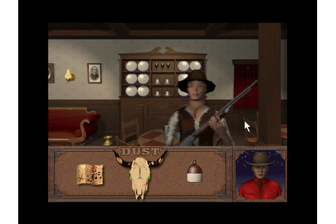 Dust: A Tale of the Wired West (1995 - Windows 3.x ...