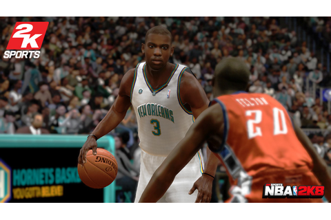 NBA 2K8 Screenshots - Video Game News, Videos, and File ...