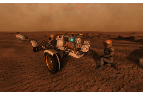 Download Take On Mars Full PC Game