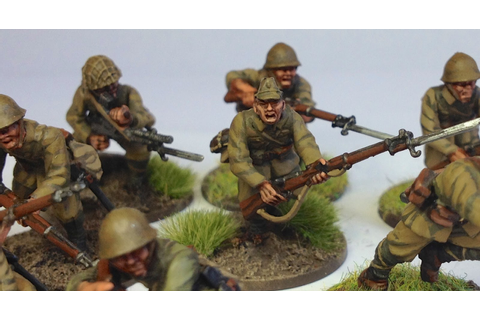 Lonely Gamers: Imperial Japanese - Warlord Games