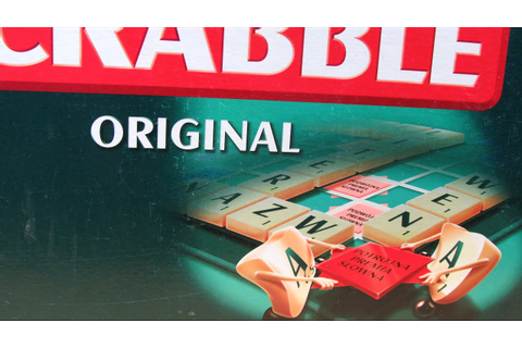 Mattel Games - Scrabble Original - 51289 - YouTube
